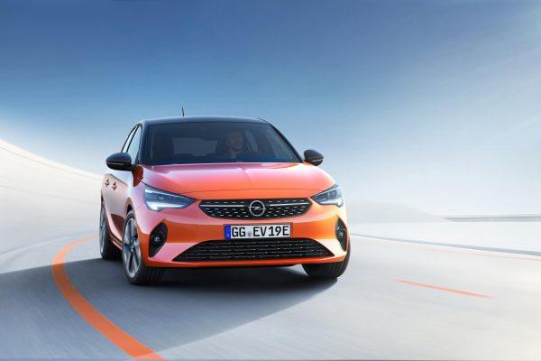 Opel totalmente electrificado para 2024
