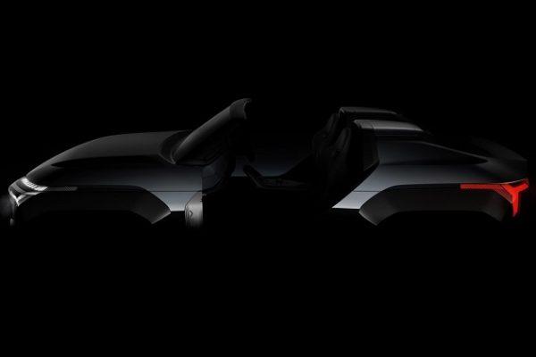 Mitsubishi MI-TECH CONCEPT, nuevo sistema PHEV