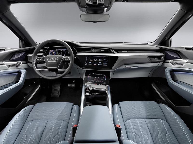 Foto Audi e-tron Sportback 50 quattro