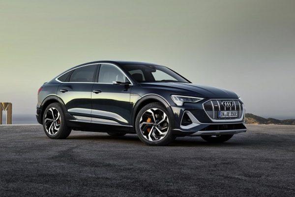Audi e-tron Sportback, la familia crece