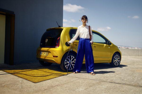 El e-up! de Volkswagen: a la conquista de la movilidad eléctrica urbana