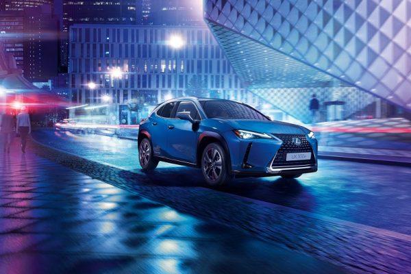 Lexus presenta el UX 300e, su primer modelo eléctrico