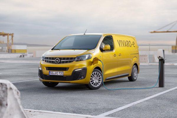 Opel Vivaro-e, electrificando el trabajo
