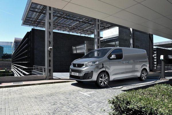 Peugeot e-Expert, trabajo sostenible