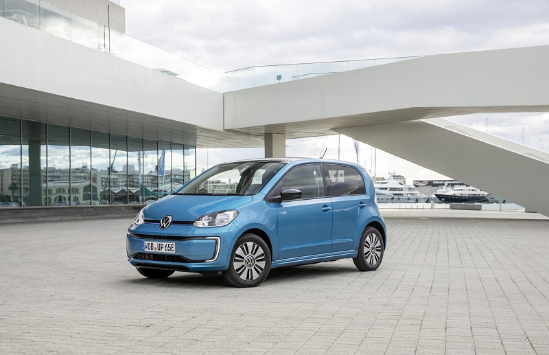 Foto Volkswagen e-up