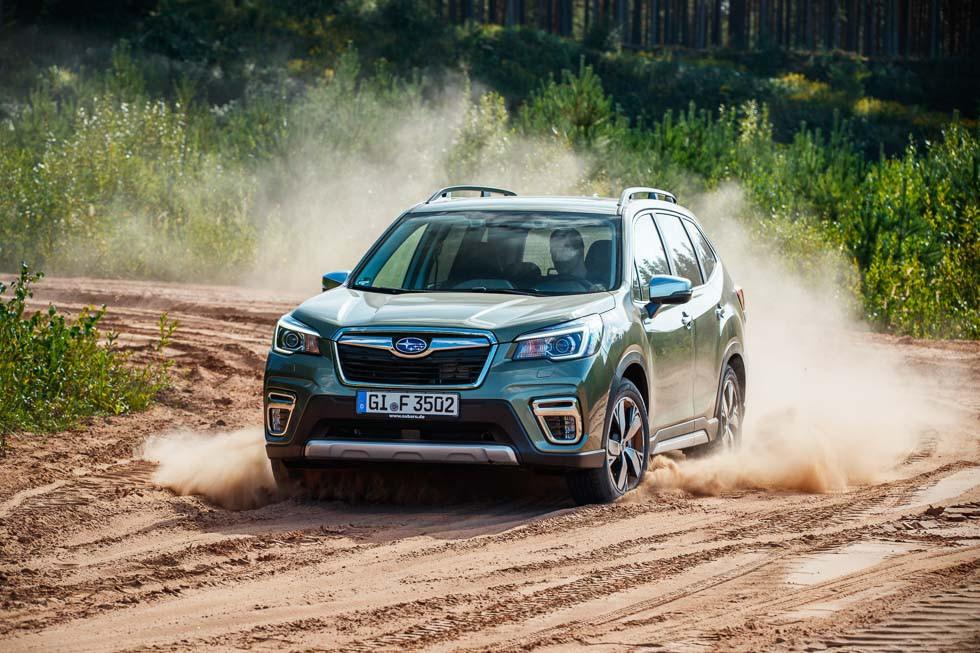 Foto Subaru Forester Eco Hybrid