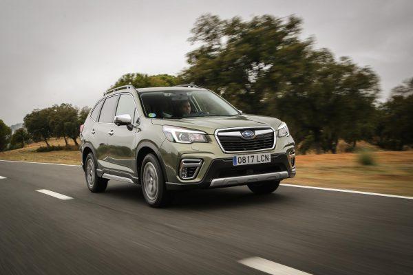 Subaru Forester ECO HYBRID, el más seguro y sostenible