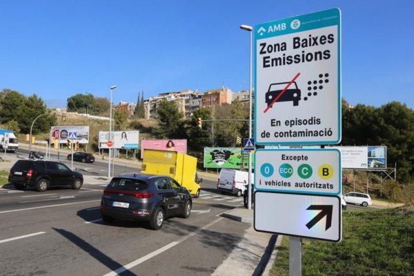 Lo que debes saber de las Zonas de Bajas Emisiones de Barcelona