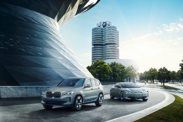 El BMW iX3 marcará una nueva era de movilidad eléctrica