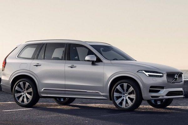 Volvo desarrollará el XC90 Recharge 100% eléctrico para lanzarlo el 2022