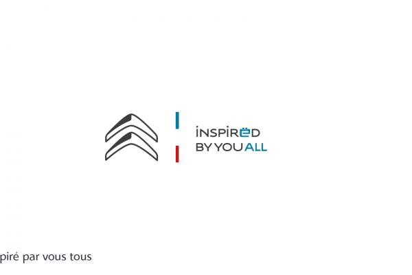 Inspired By You All, la nueva firma de Citroën para empezar el nuevo año 2020