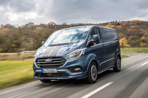 Las Ford Transit Custom serán las primeras en beneficiarse del combustible ecológico