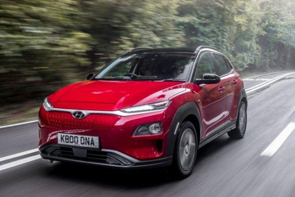 el nuevo Hyundai Kona ha conseguido lograr el Record Guiness Mundial.