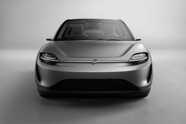 Sony presenta el concept de su primer coche eléctrico en Las Vegas