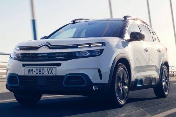 SUV C5 Aircross Hybrid, un Citroën 100% eléctrico y confortable