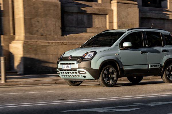 El Fiat Panda se hace híbrido