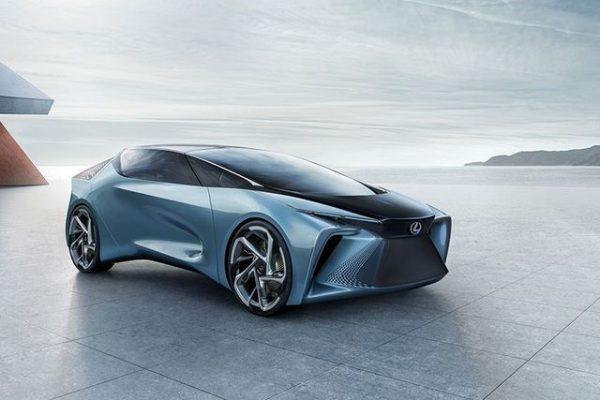 Lexus en Ginebra: la estrategia Lexus Electrified + dos coches eléctricos