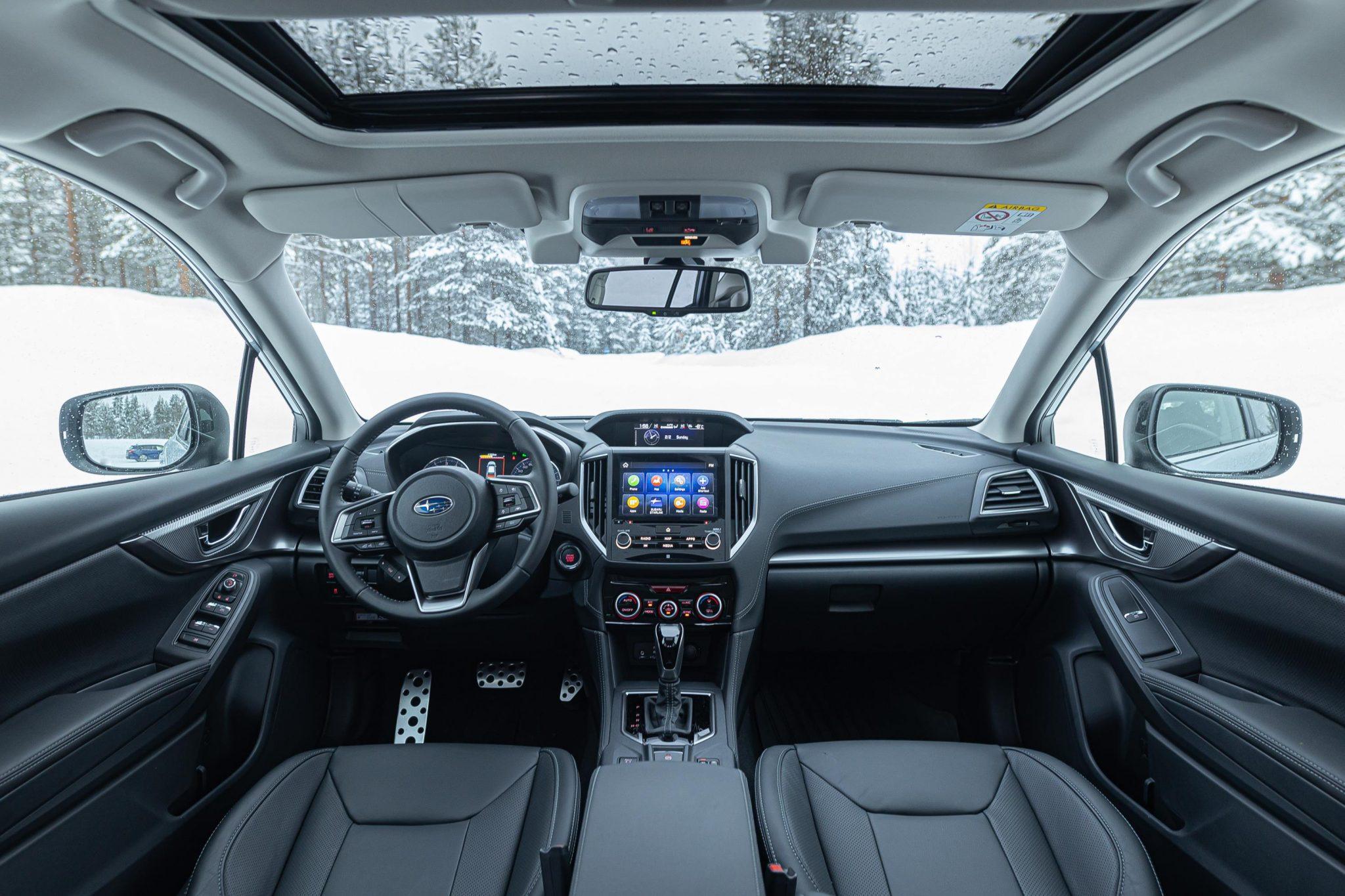 Foto Subaru Impreza Eco Hybrid