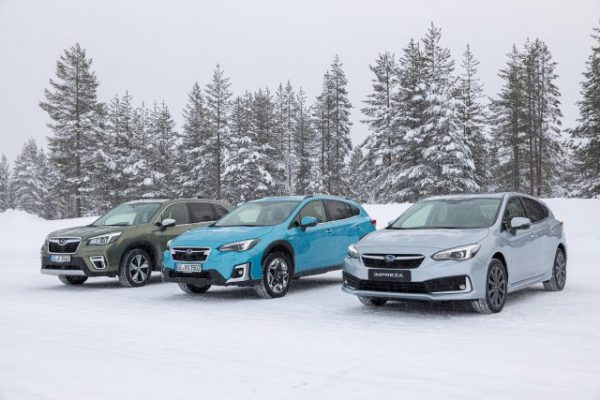 Subaru Impreza Eco Hybrid llega para reforzar la hibridación de la marca