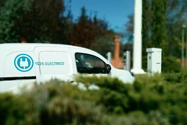 La Universidad de Valladolid se suma a la movilidad eléctrica