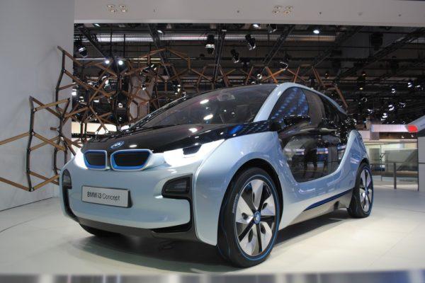 Posible cooperación entre Apple y BMW