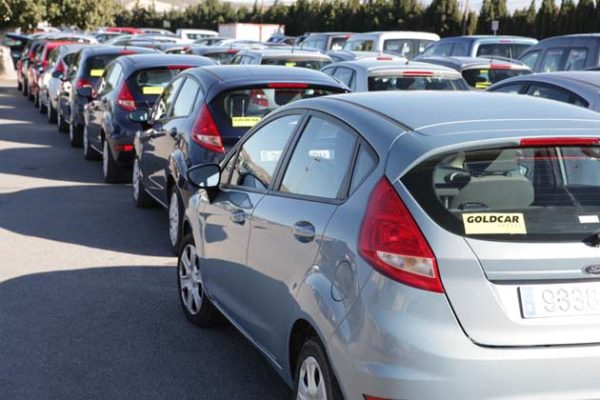 Goldcar Rental incorpora a sus flotas vehículos eléctricos