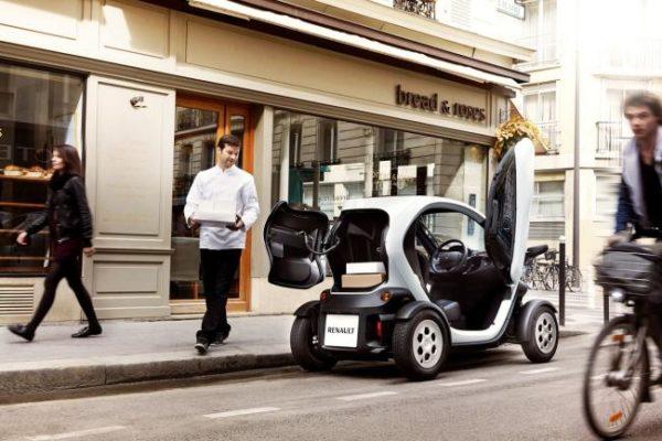 Renault Twizy Cargo, el microurbano pensado para uso comercial