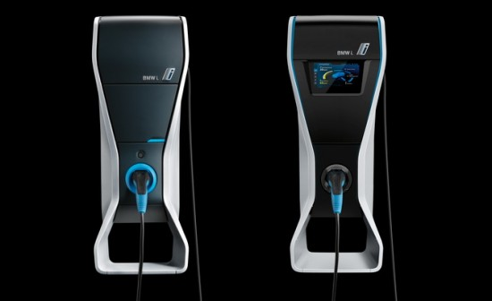 BMWi-Wallbox-Cargador