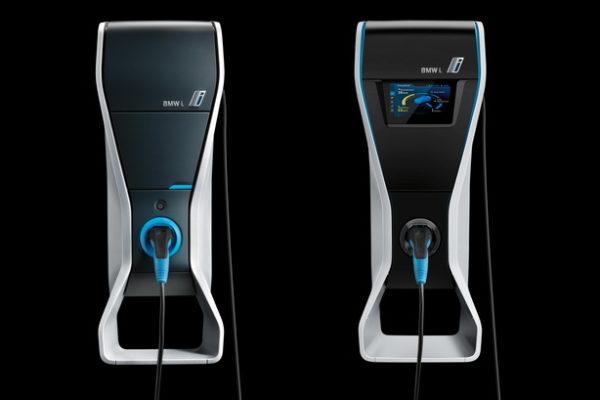 BMW lanza un wallbox más rápido e inteligente