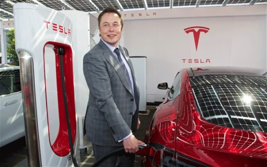 CEO-Elon-Musk-tesla