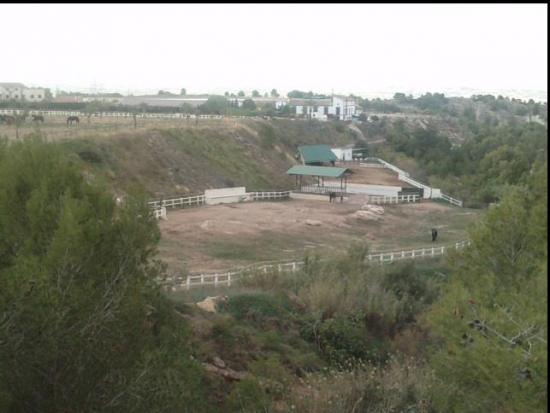 El entorno Sierra Carrascoy