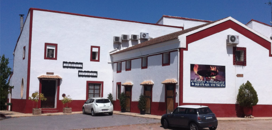 restaurante arrocería