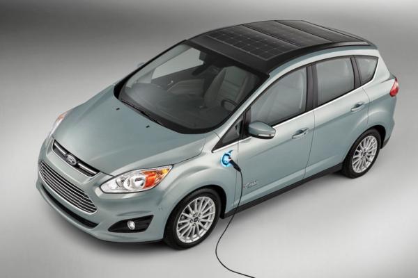 Ford revoluciona la automoción eléctrica con su C-Max Solar Energi Concept