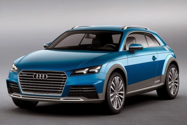Audi saca al mercado su nuevo modelo híbrido Allroad 400 HP