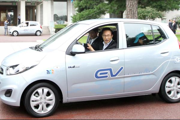 Hyundai comercializará su BlueON EV en el mercado norteamericano
