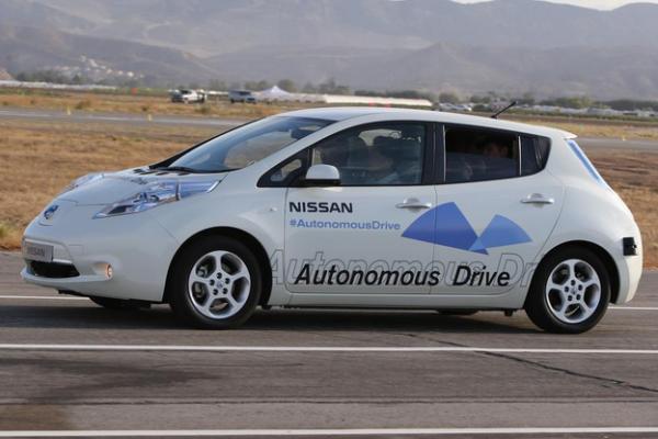 Nissan asegura que en 2020 lanzará sus modelos de conducción autónoma