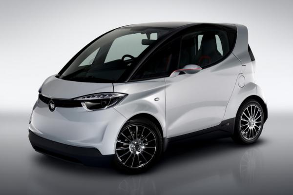 El Yamaha Motiv-e y el Smart Fortwo electric drive compiten por liderar el mercado asiático