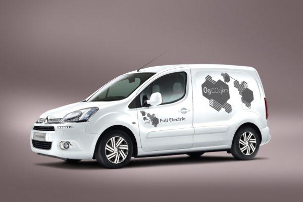 La Citroën Berlingo Eléctrica en España a partir de 23.900 euros