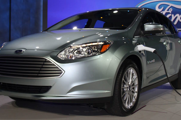 Ford invertirá 4,5 mil millones de dólares en vehículos eléctricos