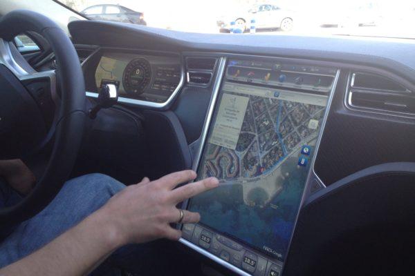 Håvard Gaustad Harbo, cruzando Europa con un Tesla Model S 85 kWh Performance