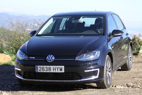 Una semana al volante del Volkswagen e-Golf