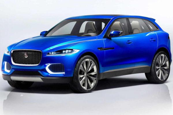 Jaguar estaría preparando un SUV eléctrico para 2018