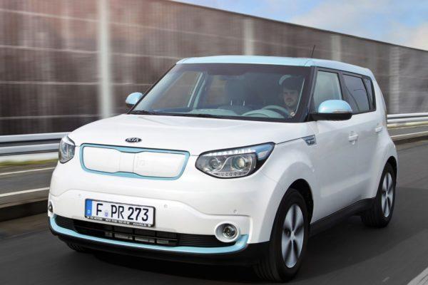 El Kia Soul EV se presenta en Europa en el Salón del Automóvil de Ginebra