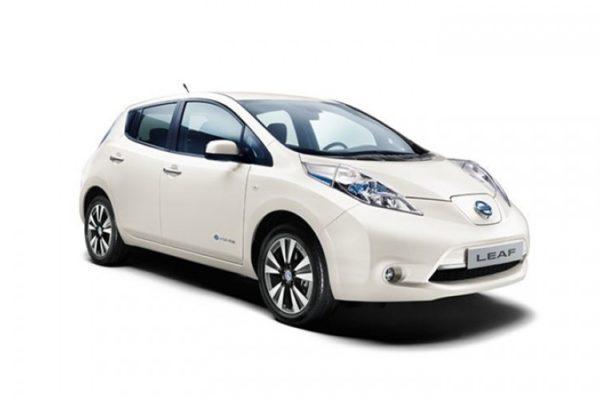 Madrid incorporará 110 unidades de Nissan Leaf a su flota de Taxis