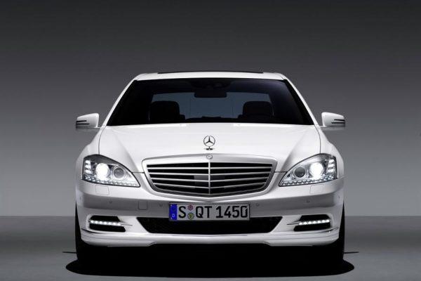 Mercedes filtra el desarrollo de su modelo Clase S en versión eléctrica