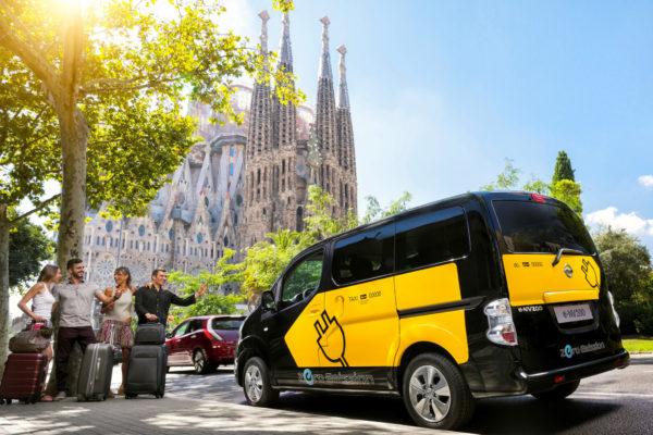 Aprobadas las ayudas para la compra de taxis ecológicos en el área de Barcelona