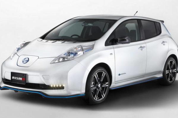 Nismo rediseña el nuevo Nissan Leaf