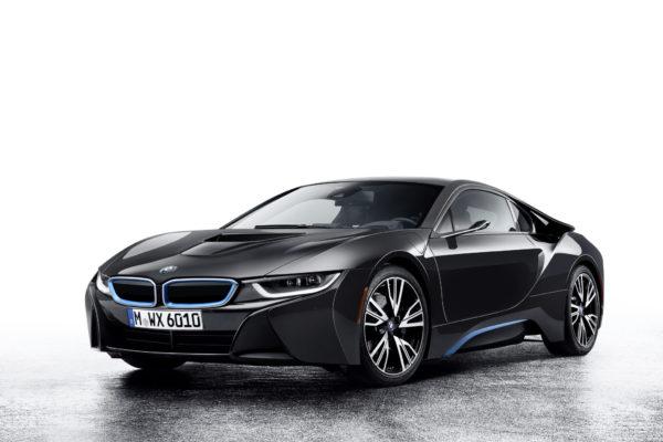 BMW i8 Mirrorless, sustituyendo los retrovisores por cámaras