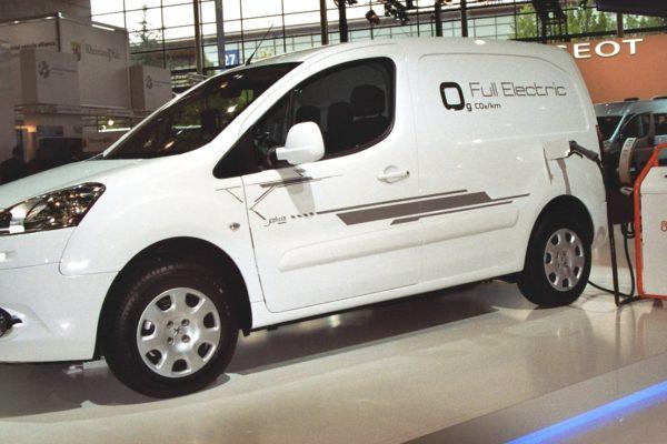 Peugeot presenta las características de su nueva Partner Electric