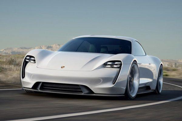 El Porsche Mision-E por menos de 100.000 euros